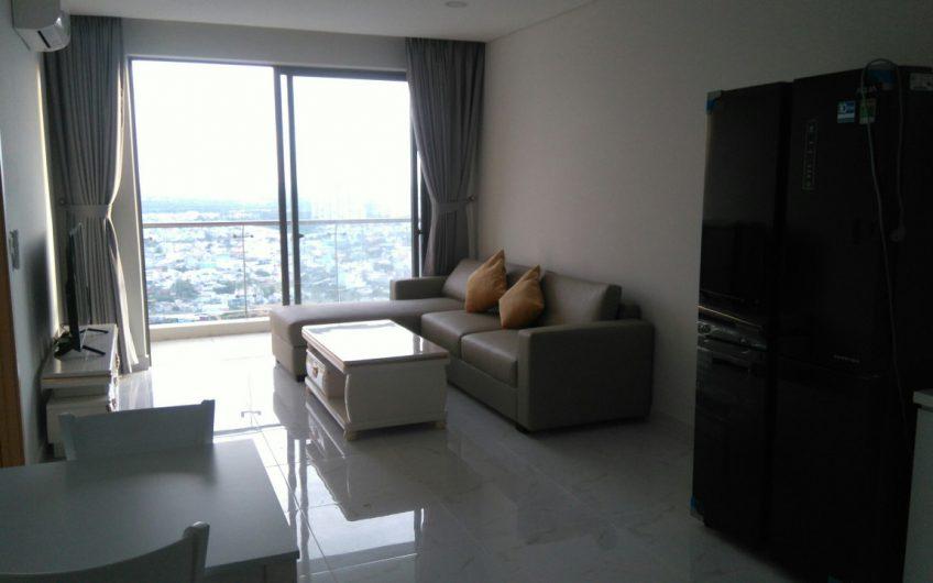 Cho thuê căn hộ An Gia Skyline 3 phòng ngủ full nội thất